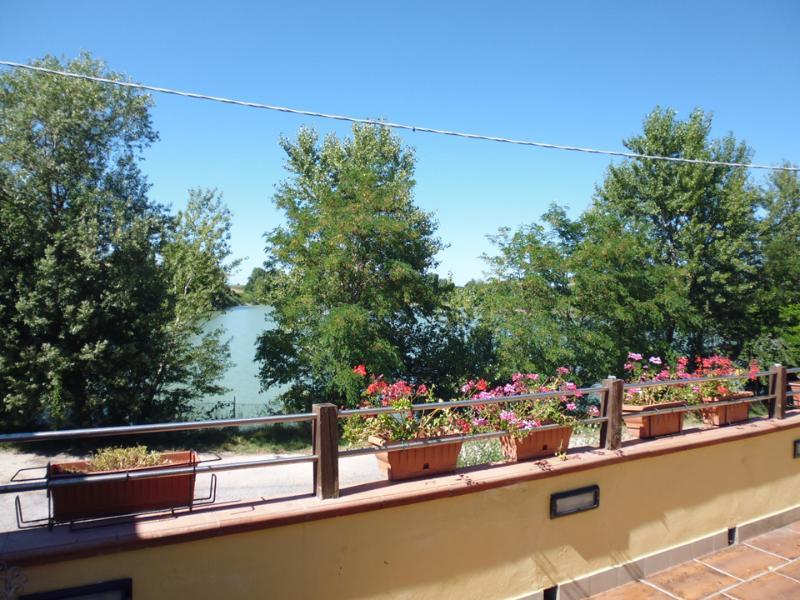 Ca de Lago- Vista da terrazzo