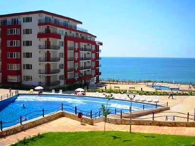 Marina View Luxury Apartments Bulgaria, alquiler vacacional en Elenite