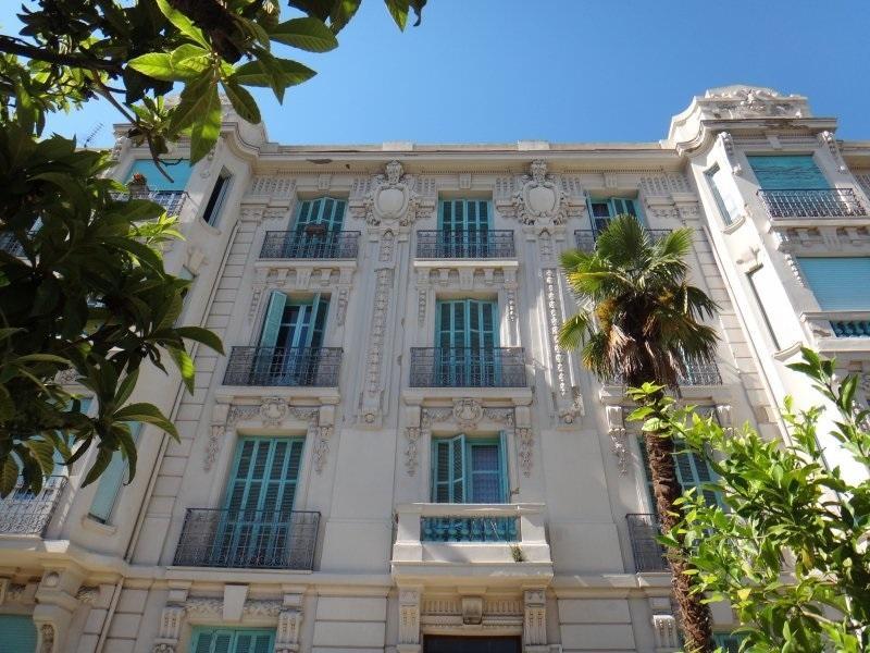 """Valrose Palais"" Una fachada considerada monumento"