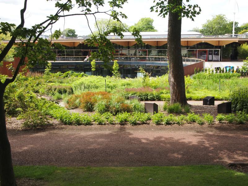 Gateway Restaurant, Botanic Gardens