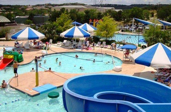 Nearby Lakeway Swim Center