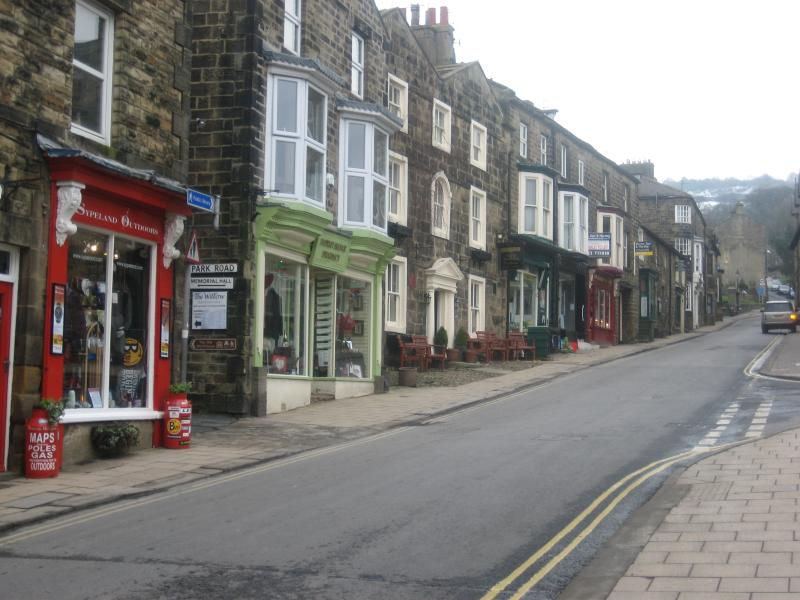 High Street, Pateley Bridge
