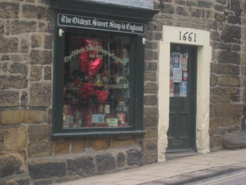 The Oldest Sweet Shop in England, Pateley Bridge