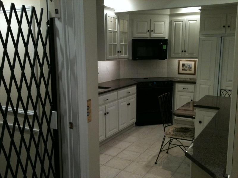Keuken en lift stoppen 2