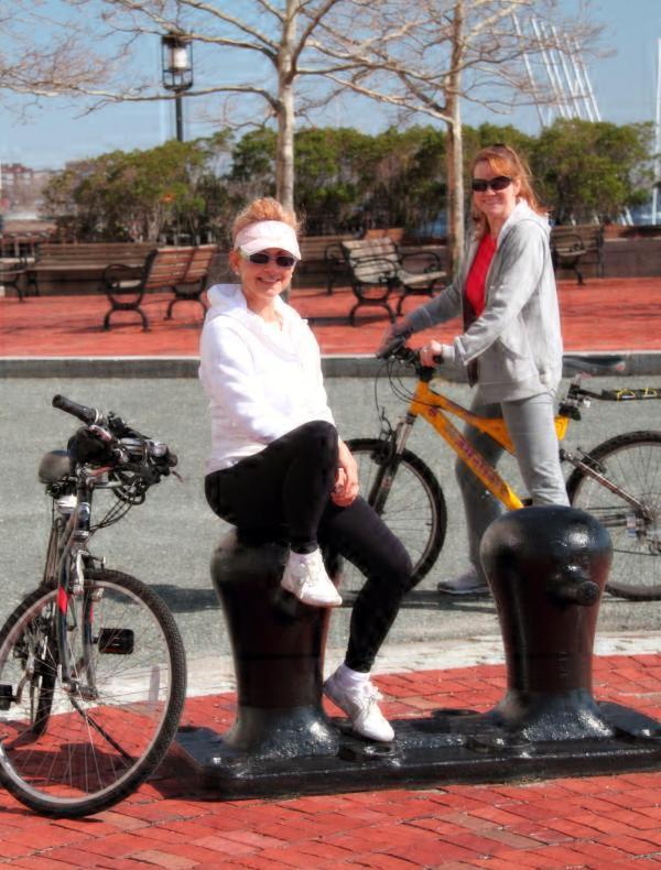 Onze verkennen per fiets