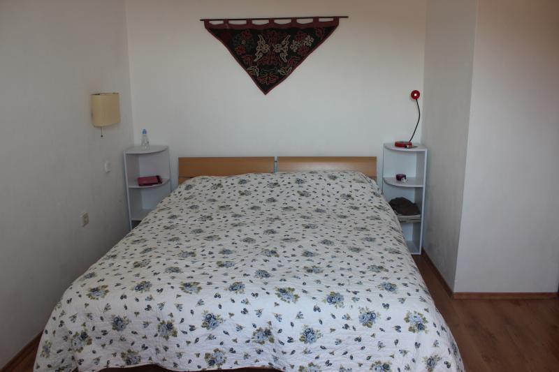 east-facing bedroom