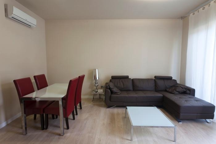 Modern and comfortable appartment of 65sq meters, holiday rental in Ainzon