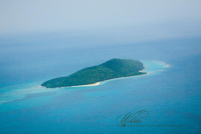 Spettacolare Buck Island Reef National Monument, con la sua bella spiaggia e percorso snorkeling subacqueo.