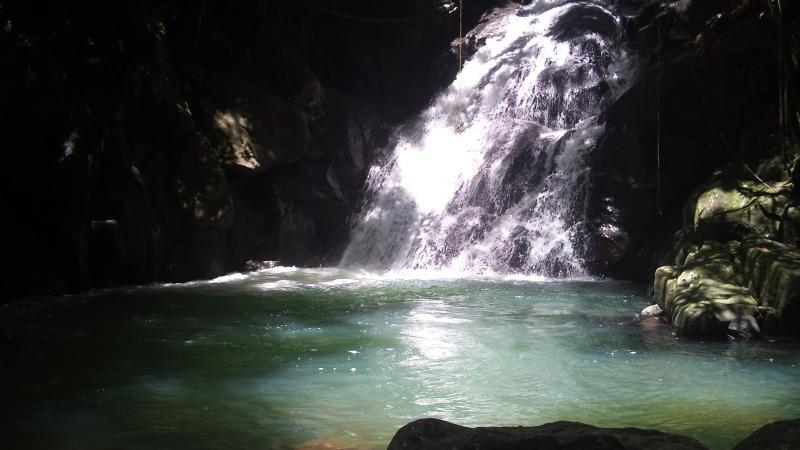 Lors de vos randonnées, un petit bain de rivière pour vous rafraichir