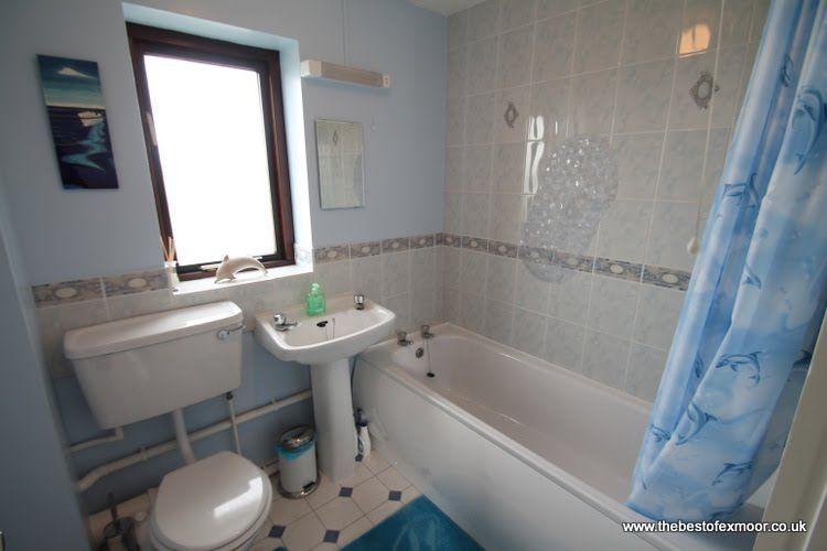 Archways bathroom
