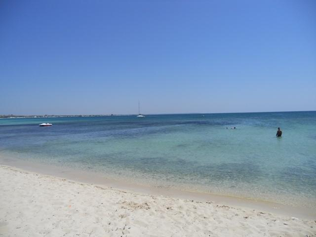 Beach Torre Lapillo