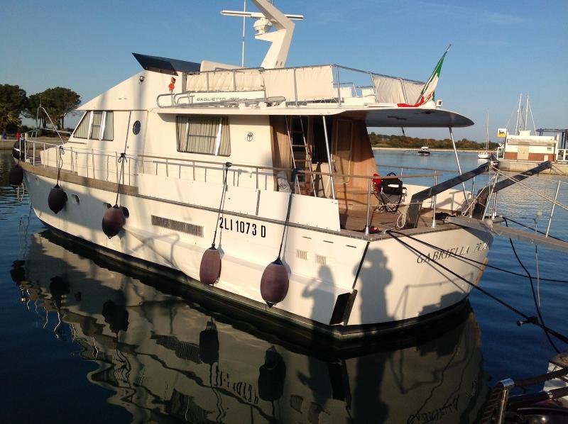 Yacht, vacation rental in Gouvia