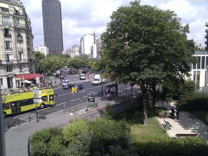 Accogliente apt con splendida vista nel centro di Parigi