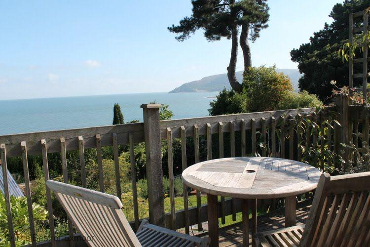 The Coach House, Porlock Weir - Sleeps 2 - Exmoor National Park - Sea View, vacation rental in Exmoor National Park