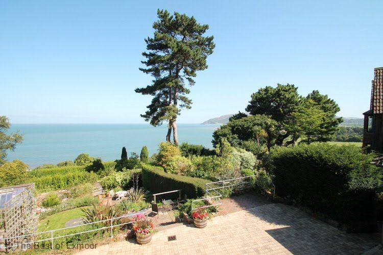 The Stable Block, Porlock Weir - Sleeps 2 - Exmoor National Park - Sea View, vacation rental in Exmoor National Park