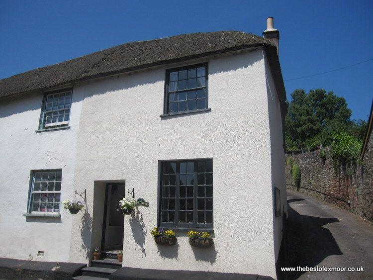 Thyme Cottage in Dunster
