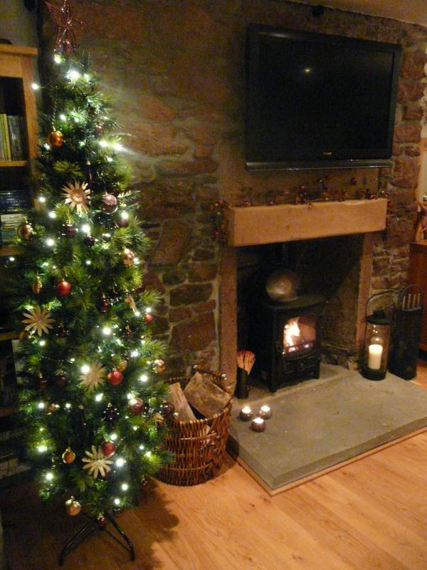 Christmas at Olive Grove Cottage