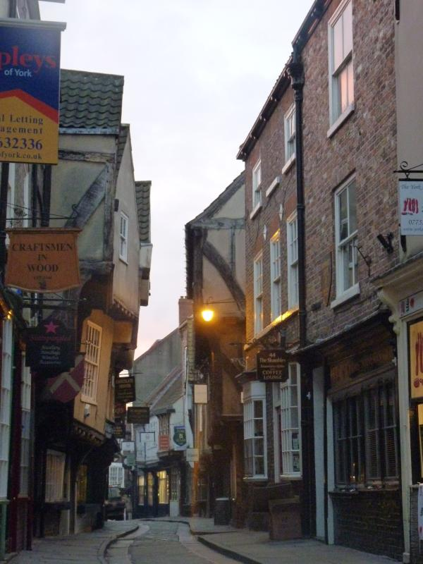 What a Shambles! The historic street near St Maurice's Court, Holiday Rental, York