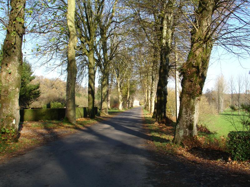 The Road From Le Neufbourg