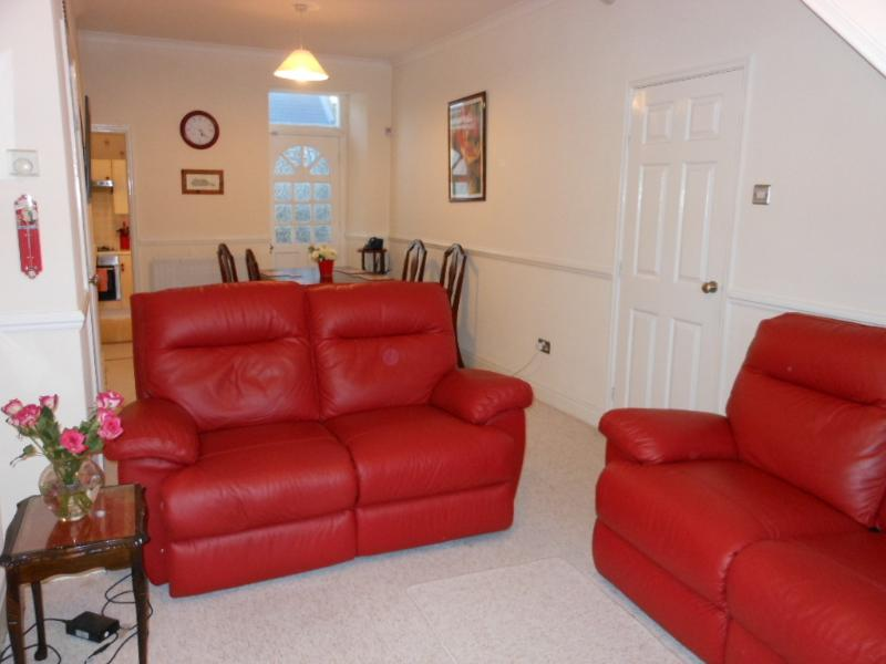 Relax on electric recliner sofas in the living room