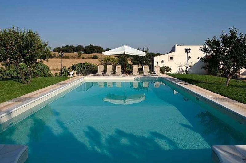 Villa Spiga, alquiler vacacional en Noto