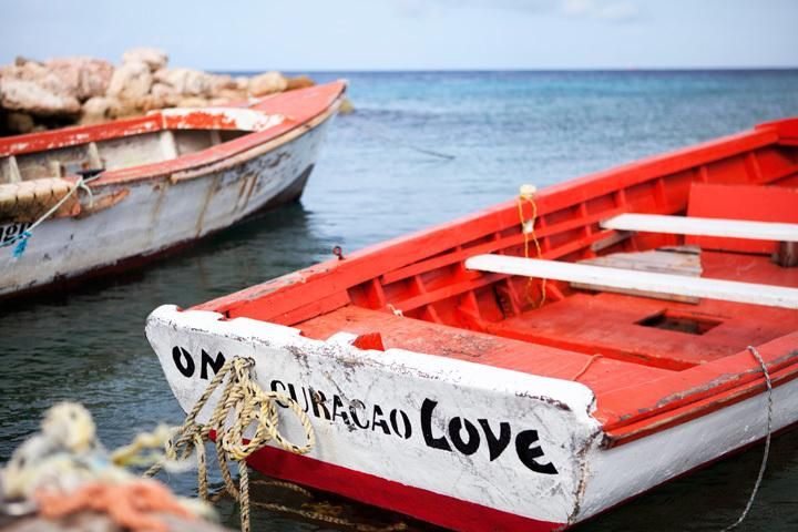 Curaçao is one of the most pittoresk islands at the caribbean!