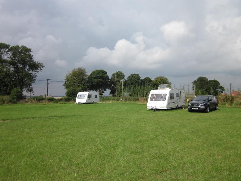 Our nearbye caravan site