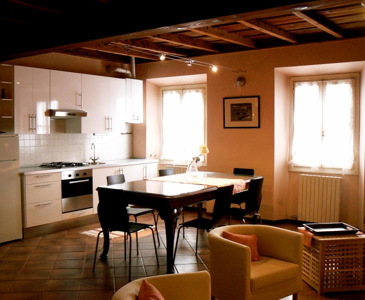 Apartment kitchen corner
