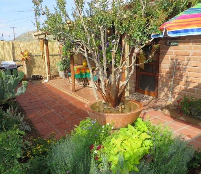 Bisbee, Az.  700 Sq. Ft. Casita, Quaint, vacation rental in Bisbee