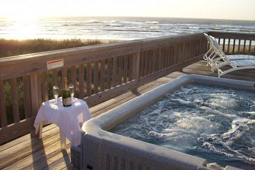 Hot Tub with View of Gulf Of Mexico