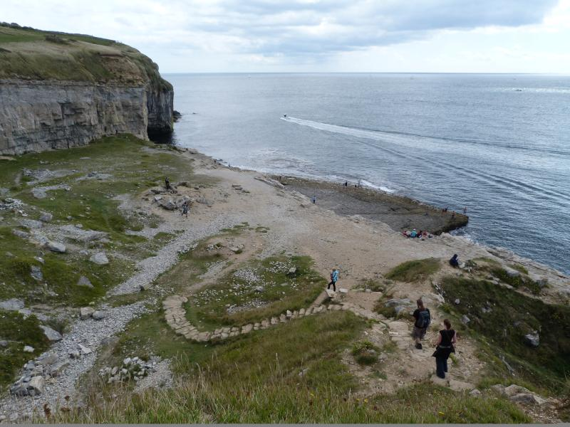 Dancing Ledge, Purbecks