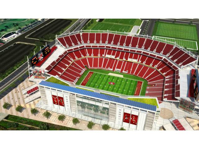 49ers levi's stadium near by
