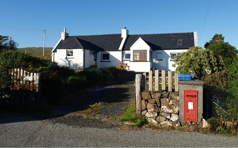 Burnside self catering cottage on the Isle of Skye