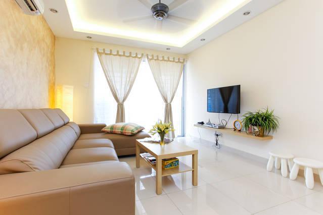 Spacious 1300 sq ft apartment