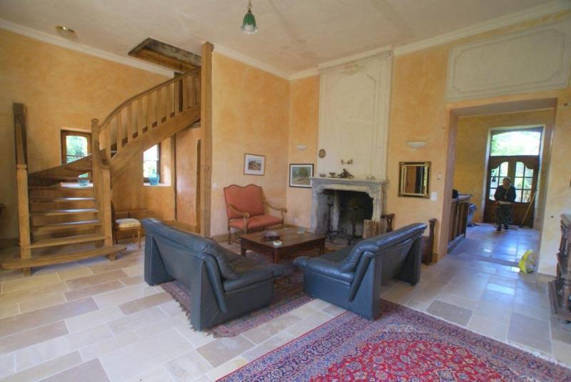 Gite Glycine living room