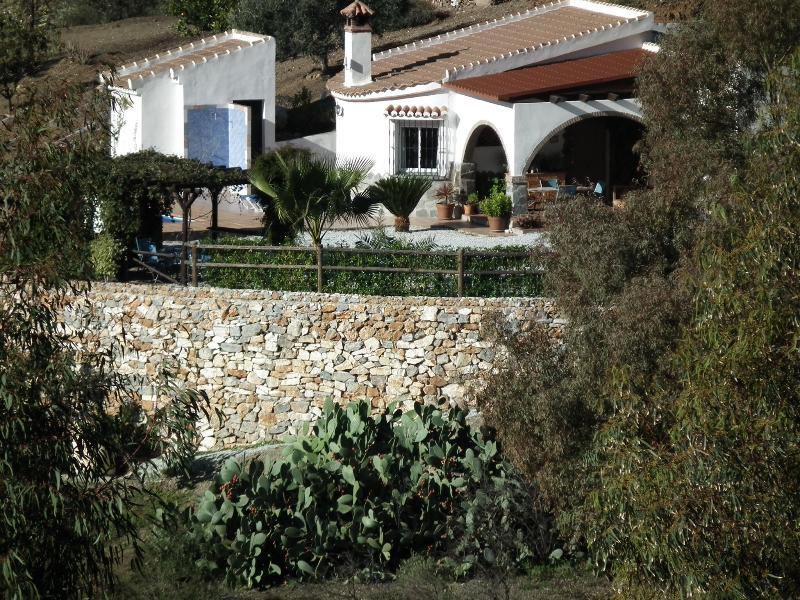 Casa Carolina, holiday rental in Competa