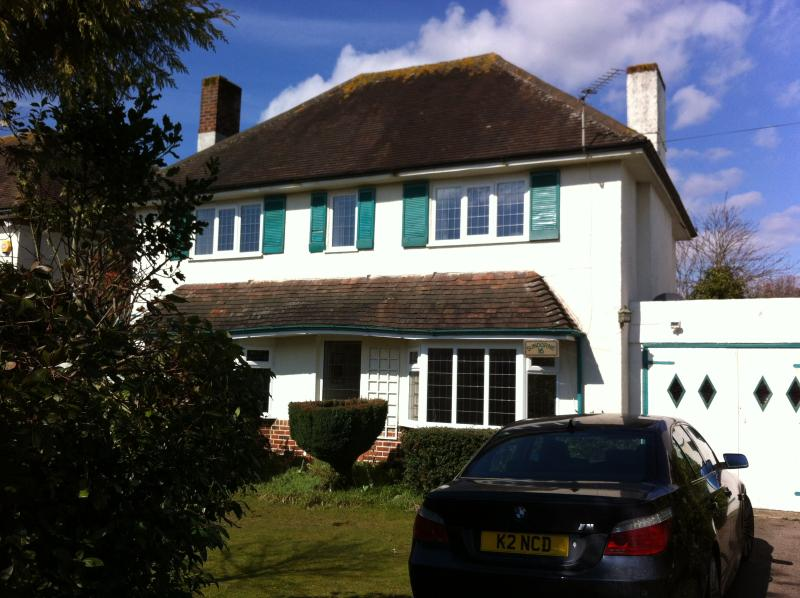 Large detached house in a beautiful area