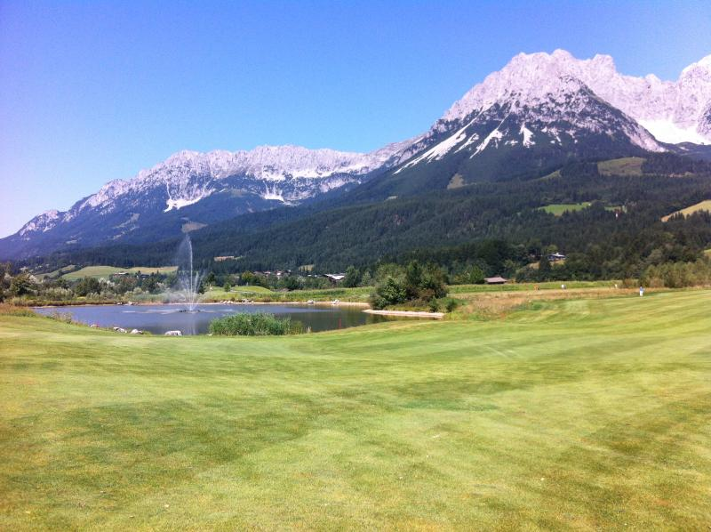 Local golf courses - 18 and 9 holes
