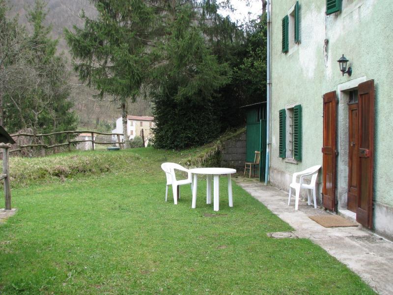 La voix de l'eau, vacation rental in Gaggio Montano