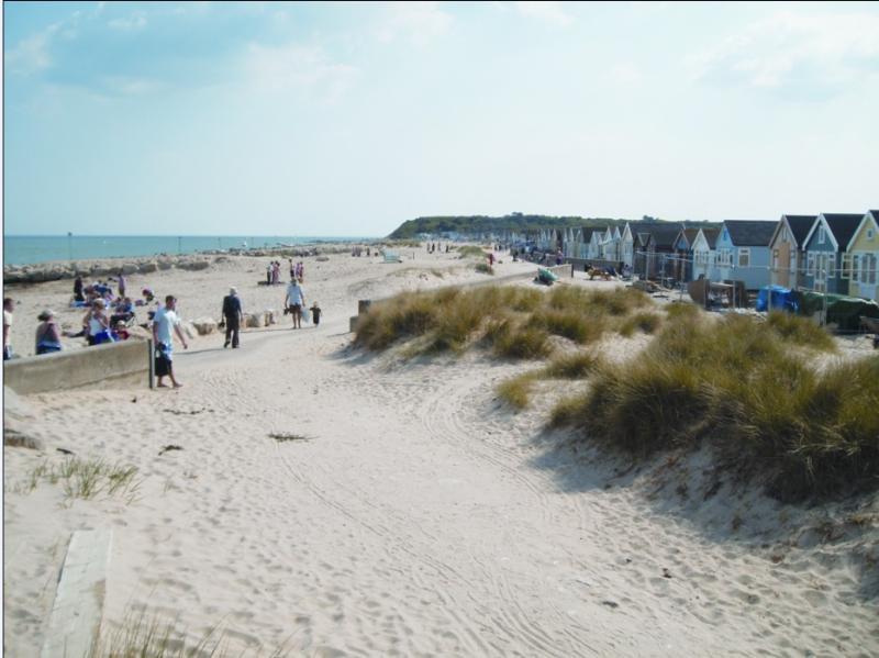 mudeford sandbank