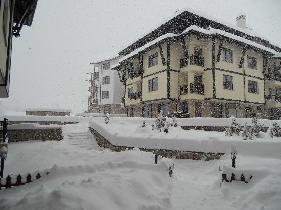 Apartment in Bansko, location de vacances à Dobrinishte