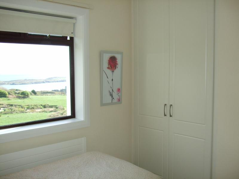 view from second bedroom