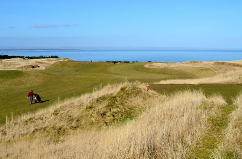 Plenty of Golf Courses to Choose From