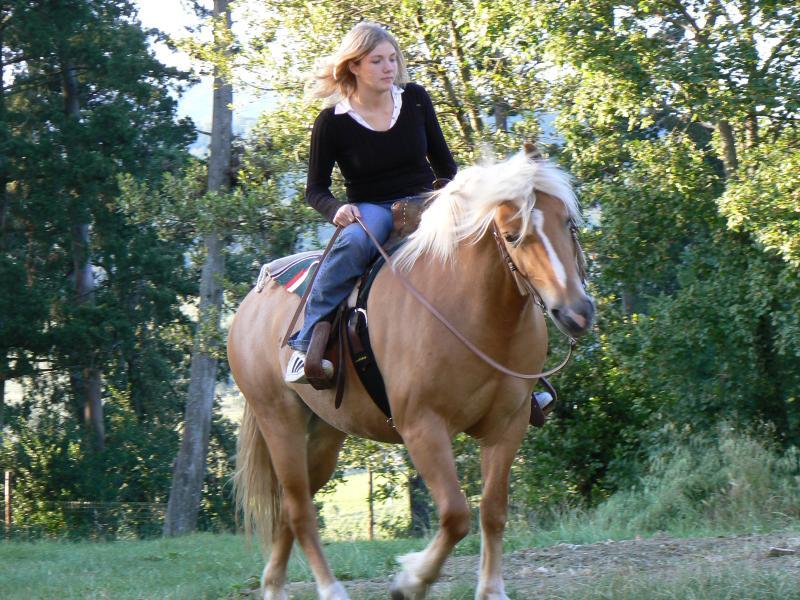 Paardrijden en andere activiteiten