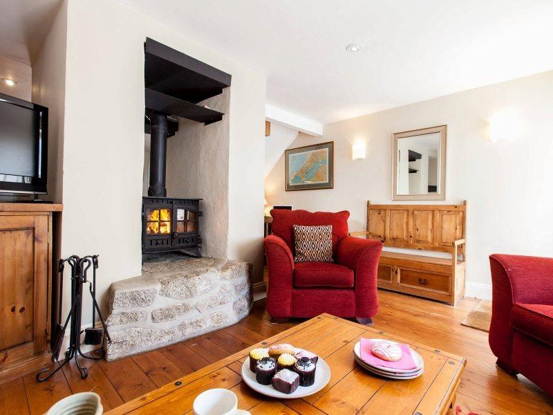 relax at Curlew Cottage