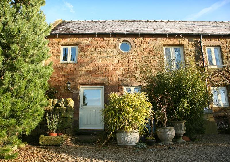 Spout Barn Cottage Eco home, vacation rental in Wirksworth
