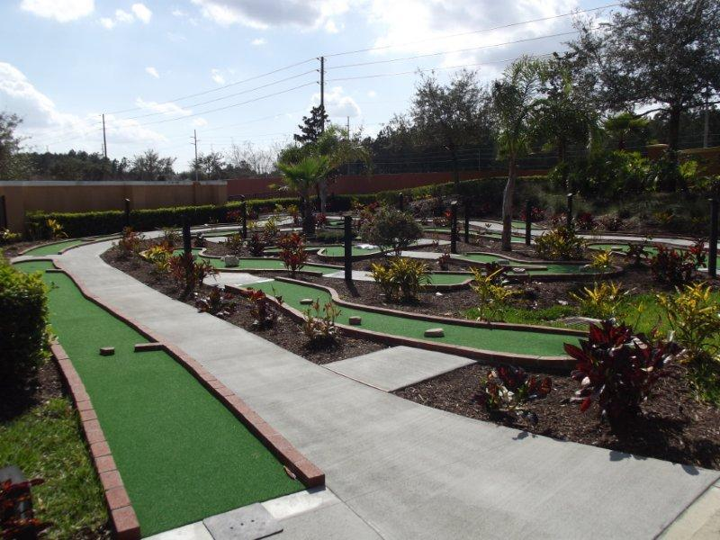 Solana Resort 18 Hole Mini Golf Course