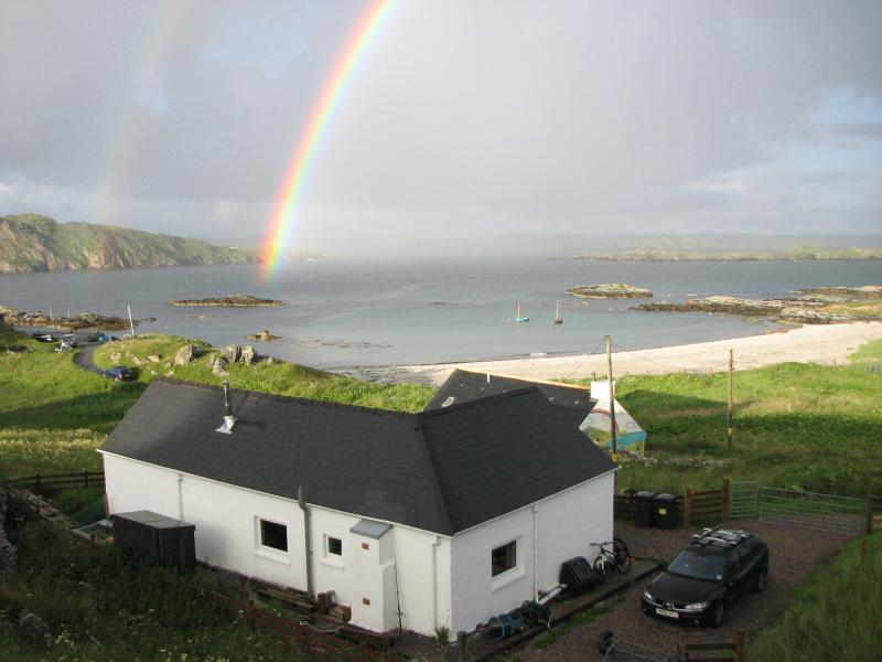 Taigh Nandag, Valtos, Isle of Lewis, vacation rental in Lewis and Harris