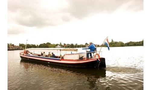 Boat-rides at Themepark Plaswijck