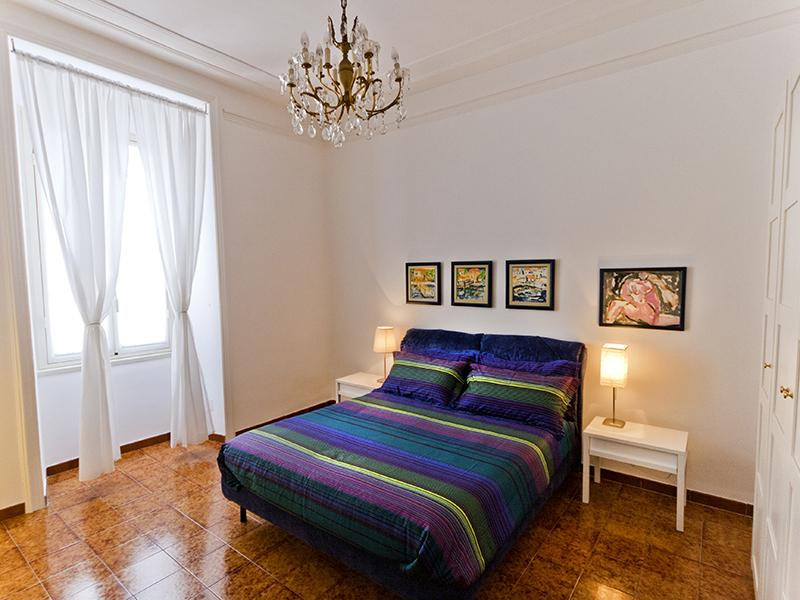 IL LIMONE A SAN PIETRO - APARTMENT WITH COURTYARD, vakantiewoning in Rome